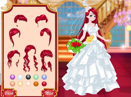 Wedding Makeup Salon : Dress Up Bride ud83dudc8d Marry me screenshots 3