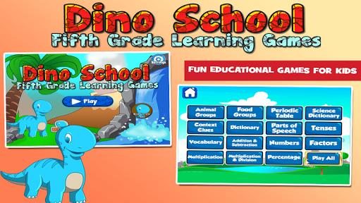 5th Grade Educational Games screenshots 1