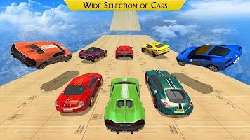 Mega Ramp Race - Extreme Car Racing New Games 2020