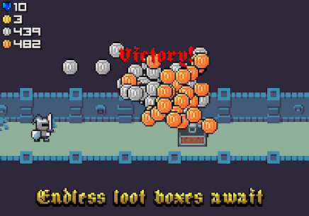 Endless Knight – Epic tiny idle clicker RPG 2