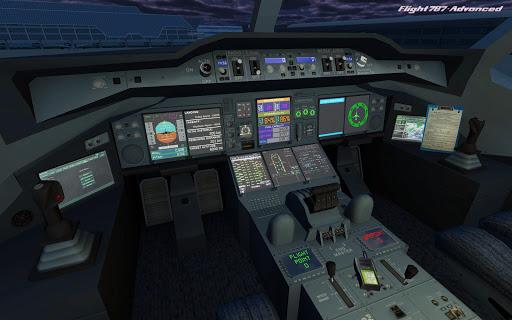 Flight 787 - Advanced - Lite  screenshots 2