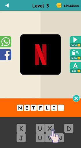 Logo Test: World Brands Quiz, Guess Trivia Game  screenshots 3