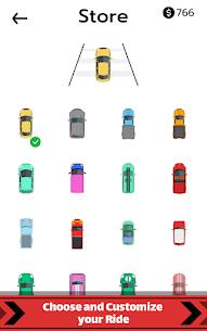 Donuts Drift: Sonsuz Sürüklenen Oyunu Addicting Full Apk İndir 3
