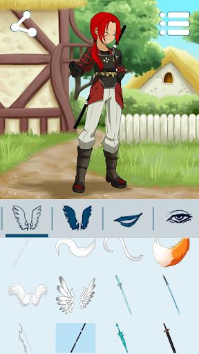 Avatar Maker: Anime Boys android2mod screenshots 5