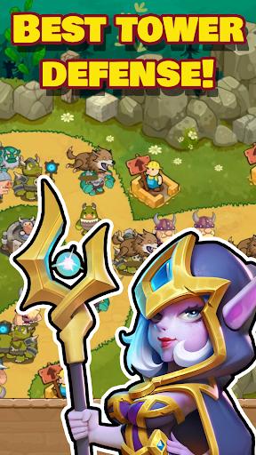 Tower Defense Kingdom: Advance Realm  screenshots 11