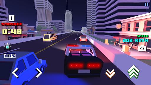 Blocky Car Racer - racing game 1.36 screenshots 2