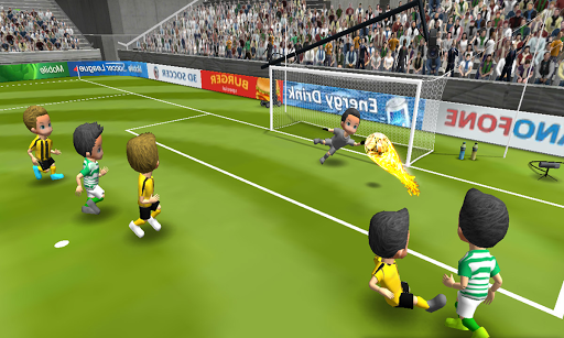 Mobile Soccer Dream League 1.0.9 screenshots 1