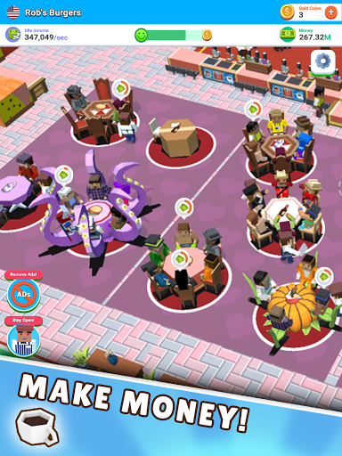 Idle Diner! Tap Tycoon 51.1.154 screenshots 14