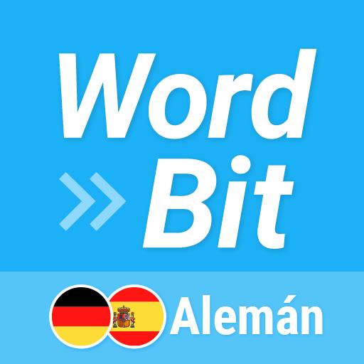 WordBit Alemán (for Spanish speakers) Icon
