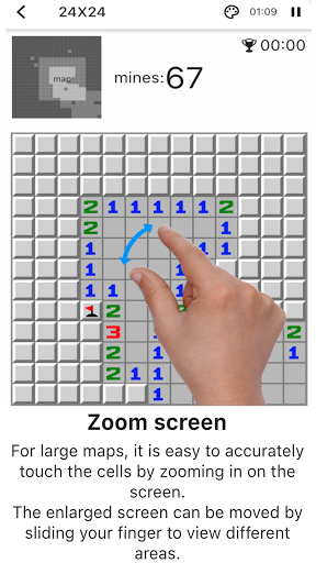 Minesweeper - Classic Game 1.1.16 screenshots 1
