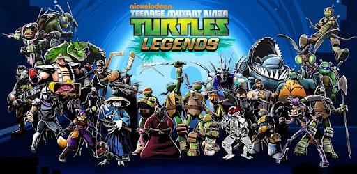 Ninja Turtles: Legends .APK Preview 0