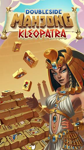 Doubleside Mahjong Cleopatra APK MOD Download 1