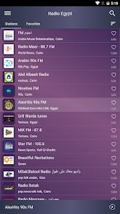 Radio Egypt - Radio FM Egypt