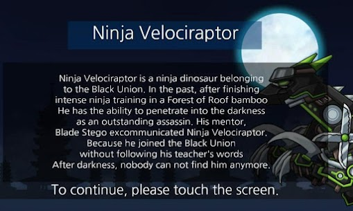 Ninja VelociraptorCombine!Dino Robot:DinosaurGame  For Pc | How To Install (Download Windows 10, 8, 7) 1