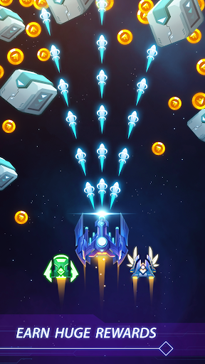 Space Attack - Galaxy Shooter 2.0.11 screenshots 5