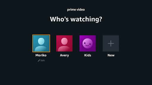 Prime Video - Android TV  Screenshots 4