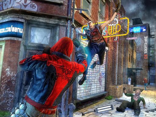 Incredible SuperHero Games : Crime City Gangster screenshots 9