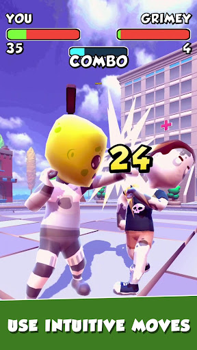 Swipe Fight! screenshots 2