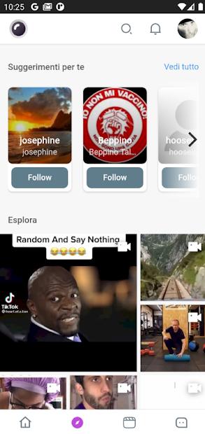 Snappiup - Social Media Sharing screenshot 1