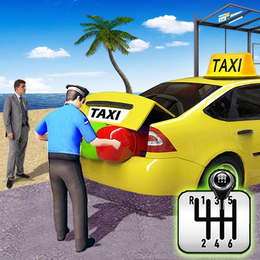 città Taxi guida simulatore: in linea Giochi 2020