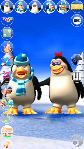 Talking Pengu & Penga Penguin - Virtual Pet  screenshots 2