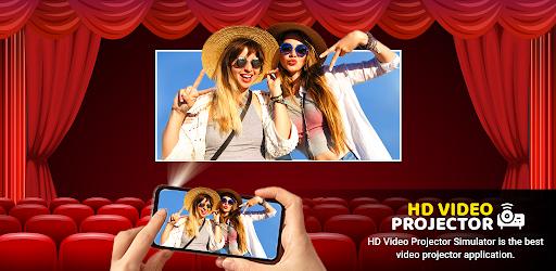 HD Video Projector Simulator Versi 1.0