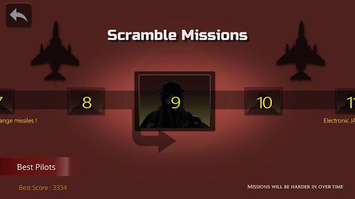 Air Scramble : Interceptor Fighter Jets 1.1.0.3 screenshots 7