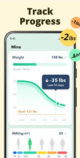Fasting App - Fasting Tracker & Intermittent Fast 1.3.5 Screenshots 6