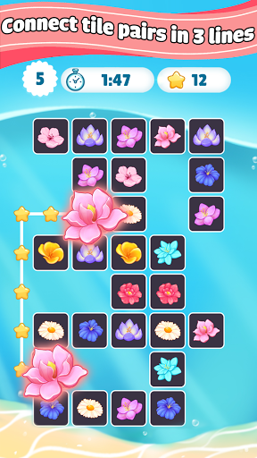 Onnect Tile Puzzle : Onet Connect Matching Game 1.0.5 screenshots 5