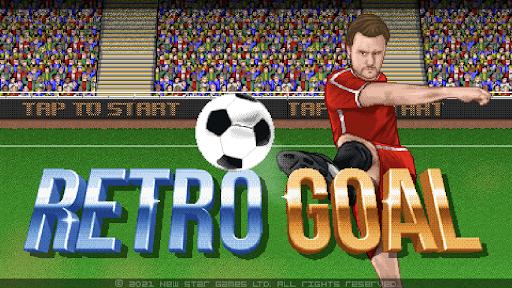 Retro Goal  screenshots 1