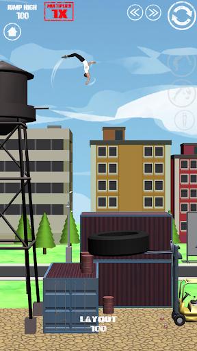 SWAGFLIP - Parkour Origins apktreat screenshots 2