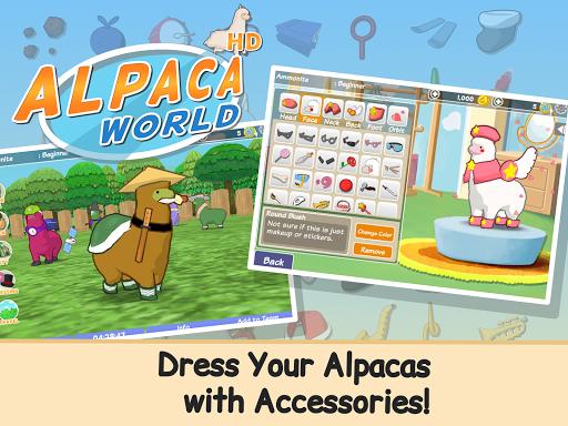 Alpaca World HD+ screenshots 4