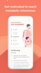 Zero – Simple Fasting Tracker Mod Apk (Plus Features Unlocked) 6