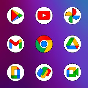 Color OS Icon Pack v2.1.6 [Patched] 4