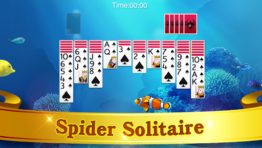 Spider Solitaire 2.9.503 screenshots 5