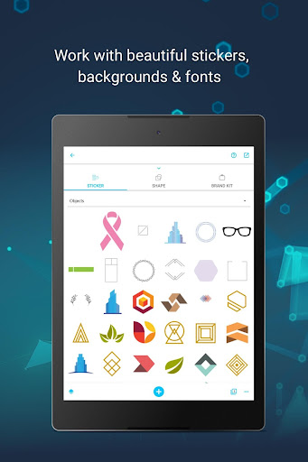 Business Card Maker android2mod screenshots 18