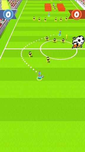 Code Triche Euro Football 2021 (Astuce) APK MOD screenshots 1
