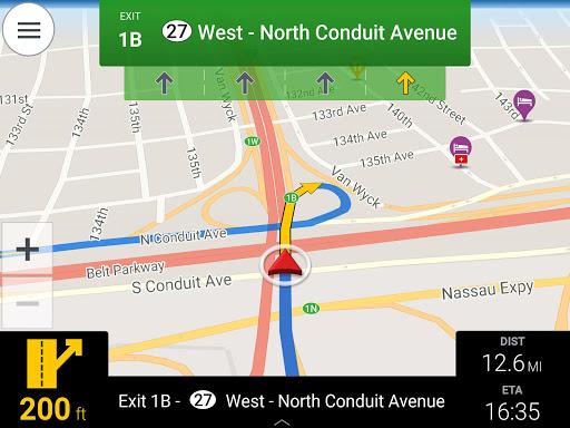 CoPilot GPS Navigation & Traffic 10.19.0.1358 Screenshots 13