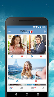 France Dating App - Meet, Chat, Date Nearby Locals 7.0.2 Screenshots 1