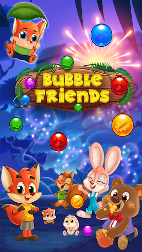 Bubble Friends Bubble Shooter Pop 1.4.6 screenshots 12
