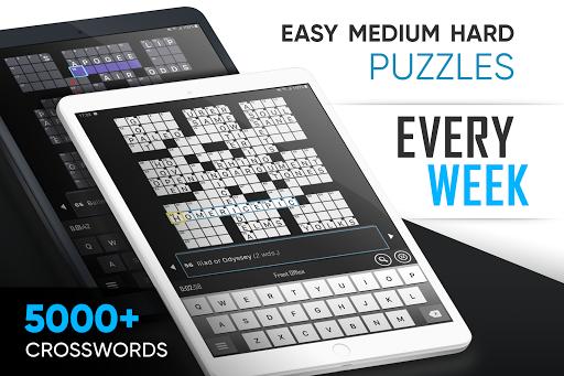 Crossword Puzzle Free apktram screenshots 9