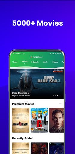 Hungama Play: Movies & Videos 3.0.4 screenshots 1