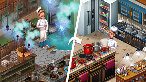 Cooking Team - Chef's Roger Restaurant Games 6.5 screenshots 13