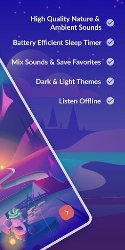 Sleepa: Relaxing sounds, Sleep android2mod screenshots 2