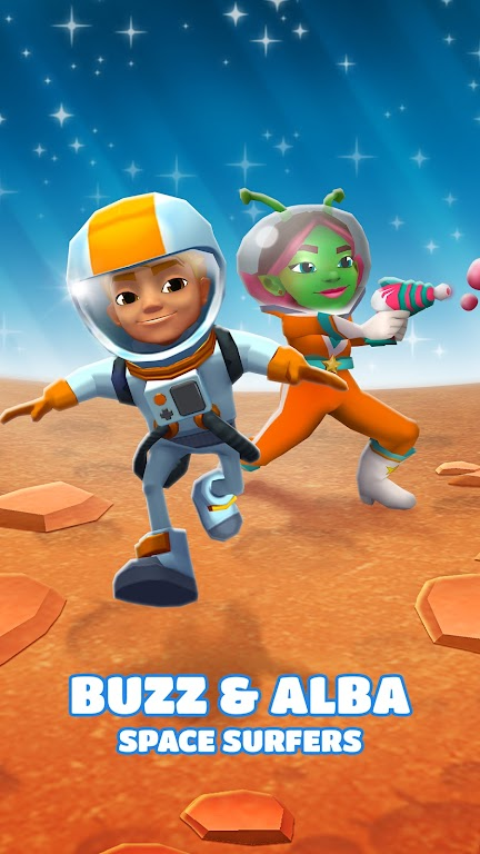 Subway Surfers poster 4