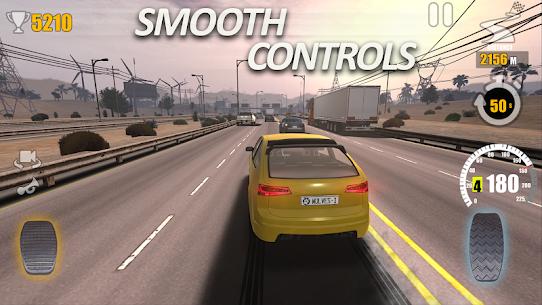 Traffic Tour- Traffic Rider & Car Racer game 14