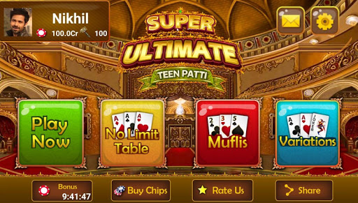 SUTP(Super Ultimate Teen Patti) 5.5 screenshots 1