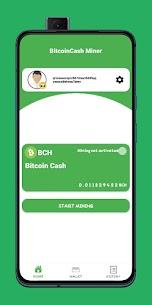 BitcoinCash Miner – Bitcoin Cash Cloud Mining Paid Apk 5