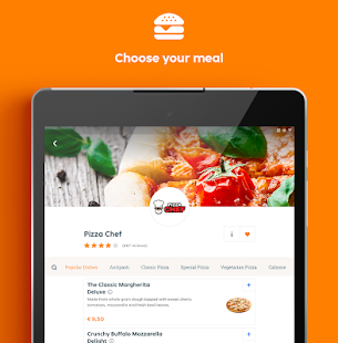 Pyszne.pl u2013 order food online 7.10.3 Screenshots 15