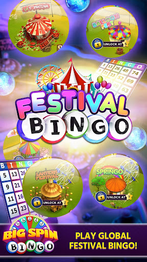 Big Spin Bingo | Play the Best Free Bingo Game! 4.6.0 screenshots 20